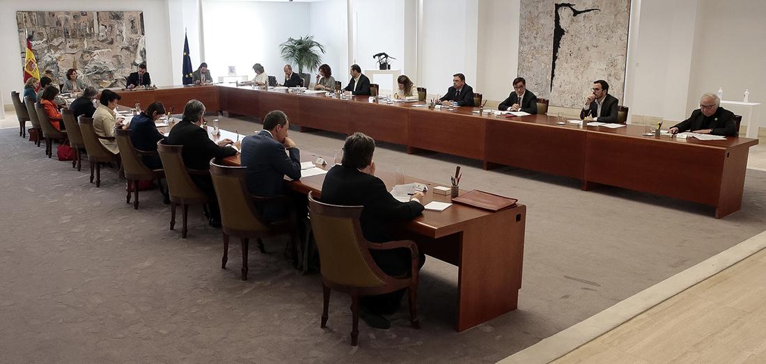 Consejo de ministros estado de alarma